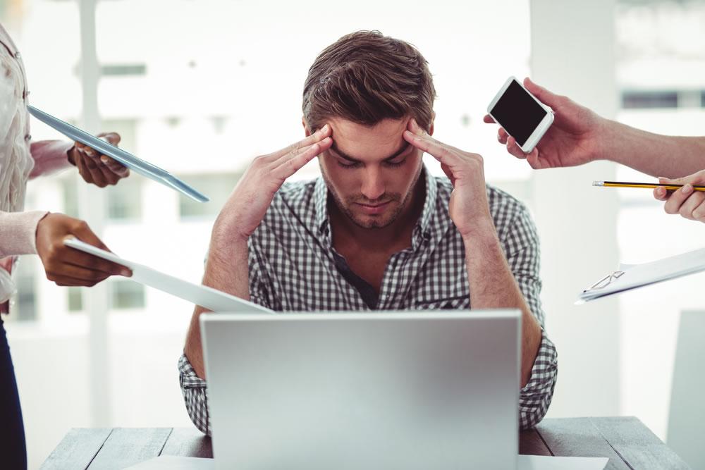 Stress und Burnout heilen
